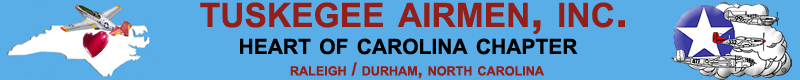 Tuskegee Airmen North Carolina – Raleigh Durham